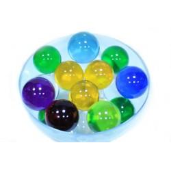 Акриловый шар 75 мм для контактного жонглирования/мультибола