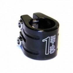 Подседельный зажим Qu-Ax 25,4 mm, два болта.