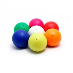 Мяч для классического жонглирования Play MMX plus, 67 мм, 135 гр., светится в УФ