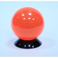 Акриловый шар 75 мм UV (светится в ультрафиолете) для контактного жонглирования/мультибола