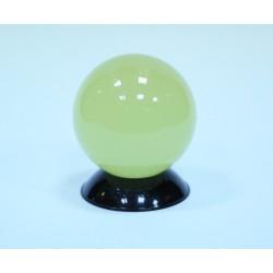 Акриловый шар 70 мм GLOW (севетится в темноте) для контактного жонглирования/мультибола