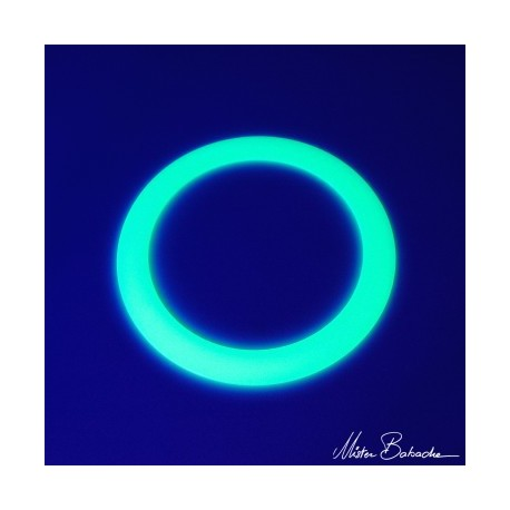 Кольцо для жонглирования 32 см светящееся в темноте, 105 гр.