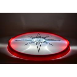 Летающий диск (фрисби) Aerobie Skylighter LED, светится в темноте, 175г