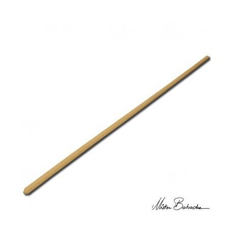 Палочка для вращения тарелки деревянная, длина 600 мм, даметр 8 мм