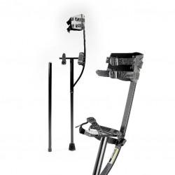 Ходули Pro2 VOLTIGE с амортизатором – настраиваемая высота 40/95 см - расчитан максимально на рост 1.85м и вес 85кг