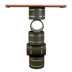 Комплект из 5-ти катушек (3x20см-2x16см) + доска (0.06 м3)