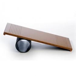 Балансировочная доска Rolla Bolla Classic 160 мм + прорезиненная катушка (0.03 м3)