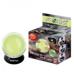Шар для контактного жонглирования/мультибола Fushigi 75 мм светящийся в темноте