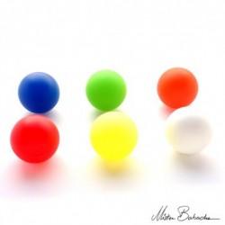 """Мяч для жонглирование """"на отскок"""" (Turbo bounce ball) Полимер, 75 мм, 93% отскок"""
