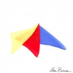 Набор из 3 платков для жонглирования, 65*65 см.