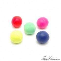 Мяч для классического жонглирования (Beanbag) SILICON, 130 гр., 67 мм., светится в УФ