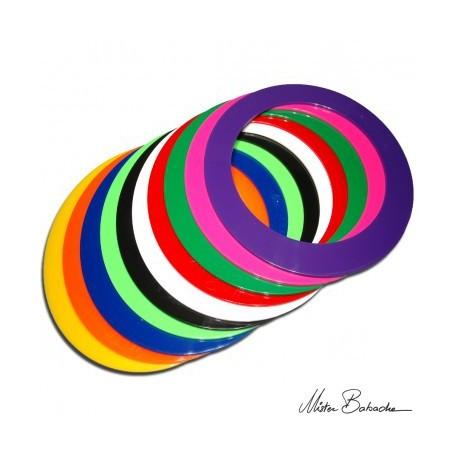 Кольцо для жонглирования 24 см, 80 гр.
