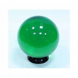 Акриловый шар 70 мм UV (светится в ультрафиолете) для контактного жонглирования/мультибола