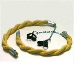 Огненные пои верёвки (двойные)