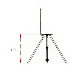 Рамы для изменения высоты натяжного троса 1 м