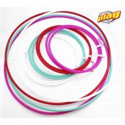 HULA HOOP (обруч) PERFECT HOOP 100см, диаметр трубы 20мм