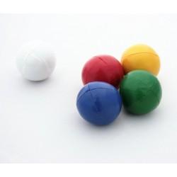 Мяч для классического жонглирования UNICOLOR, 120 гр., 65 мм
