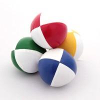 Мяч для классического жонглирования MULTICOLOR, 120 гр., 65 мм