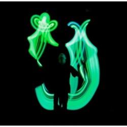 Булавы Kosmos Supernova LED, светодиодные