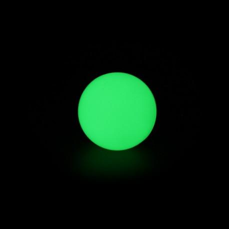 Стейджбол (Stage ball) PHOSPHO 62 мм, 75 гр., светящийся в темноте