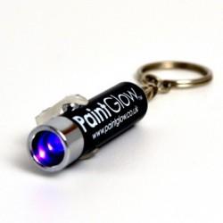 Ультрафиолетовый фонарик-брелок PaintGlow LED