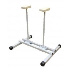 Акробатические цирковые трости (стоялки) регулируемые по ширине на 2 трости 50 см