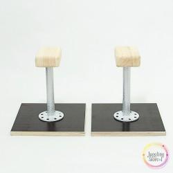 Акробатические цирковые трости (стоялки) тренировочные 30 см