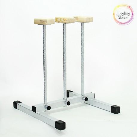 Акробатические цирковые трости (стоялки) на 3 трости 40 см