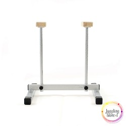 Акробатические цирковые трости (стоялки) разборные на 2 трости 40 см