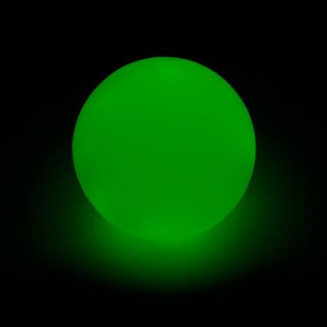 Мяч для классического жонглирования MMX plus PHOSPHO, 67 мм, 135 гр., светится в темноте