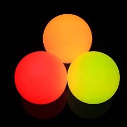 Шар Oddballs LED 10 режимов, 68мм, светодиодный
