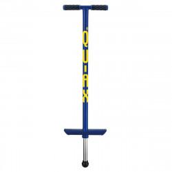 Пого стик (POGO STICK) QU-AX 50 кг, синий цвет