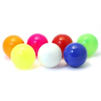 Мяч для жонглирования PLUG&PLAY RUSSIAN, 75 мм., 100 гр. (насыпной)