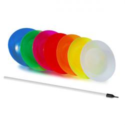 Тарелка для вращения с палочкой (комплект)
