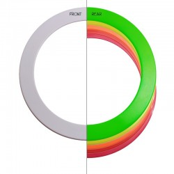 Кольцо для жонглирования двухстороннее (BSIDE). Диаметр 32 см
