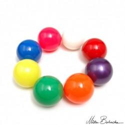 Стейджбол (Stage ball) глянцевый, 80 мм
