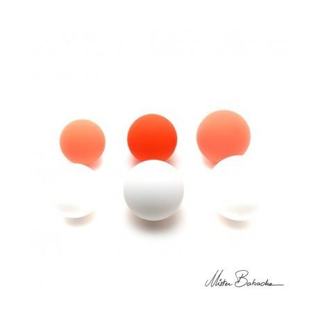 """Мяч для жонглирование """"на отскок"""" (Silicone bounce ball) 69 мм, материал: силикон, 95% отскок"""