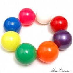Стейджбол (Stage ball) глянцевый, 100 мм