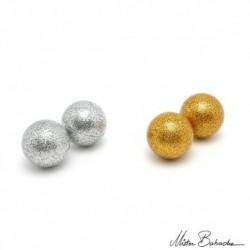 Стейджбол (Stage ball) блестящий, 72 мм