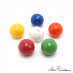 Насыпной мяч Bubble ball, глянцевый 69 мм