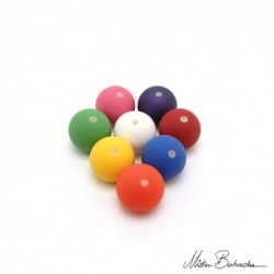 Насыпной мяч Bubble ball, матовый 63 мм