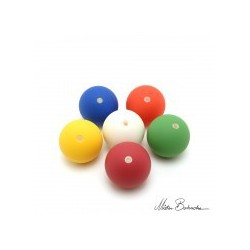 Мяч для классического жонглирования RUSSIAN BALL, мягкий, 68 мм.