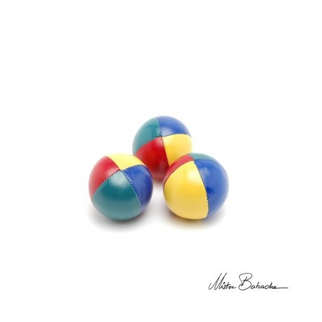 Мяч BEACH 130 гр., для классического жонглирования (Beanbag), 66 мм.