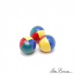 Мяч для классического жонглирования (Beanbag) Beach, 4 цвета, 110 гр., 62 мм.