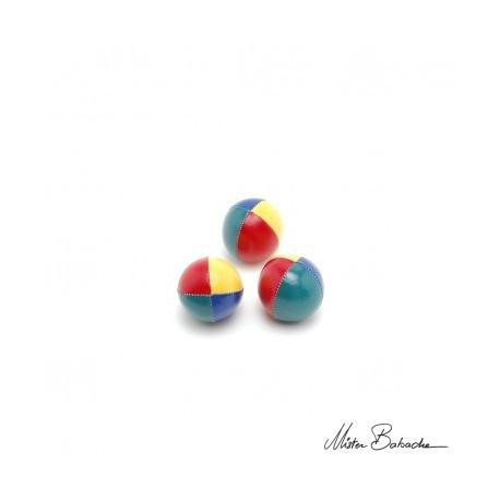 Мяч для классического жонглирования (Beanbag) Junior BEACH, 4 цвета, 60 гр., 50 мм.