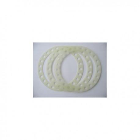 Кольцо для жонглирования WINDRING светящееся в темноте 32,5 см ветростойкое, 140 гр.
