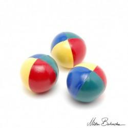 Мяч для классического жонглирования (Beanbag) BEACH, 4 цвета, 180 гр., 75 мм.