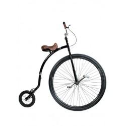 """Старинный (Ретро) велосипед (Gentlemenbike) 36""""/12"""" черный цвет"""
