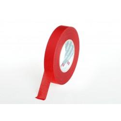 Красная текстильная лента 25мм/50м