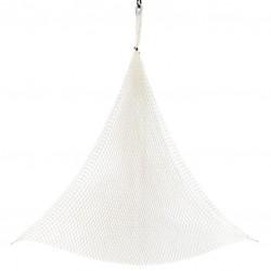 Воздушная сеть Гамак, цвет белый